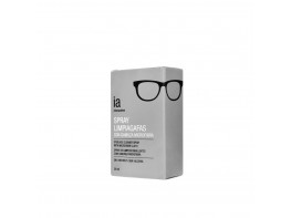 Interapothek limpiagafas en spray 20ml + gamuza