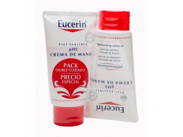 Eucerin ph5 crema de manos 2x75ml