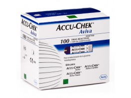 ACCU-CHEK AVIVA 100 TIRAS          ROCHE