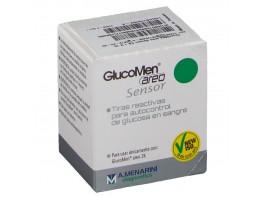 Glucomen areo sensor glucosa 100 tiras