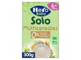 Hero Baby Solo ecológico multicereales 300g