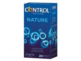 PRESERVATIVO CONTROL ADAPTA NATURE 24 U