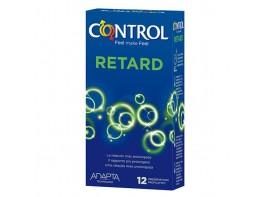 PRESERVATIVO CONTROL ADAPT RETARD 12 UND