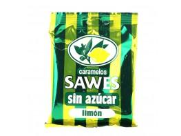 CARAMELOS SAWES LIMON S/AZUCAR BOLSA